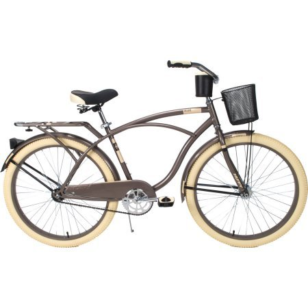 26-Mens-Deluxe-Single-Speed-Bike-Charcoal-Easy-To-Use-Coaster-Brakes-For-Smooth-Stopping-0