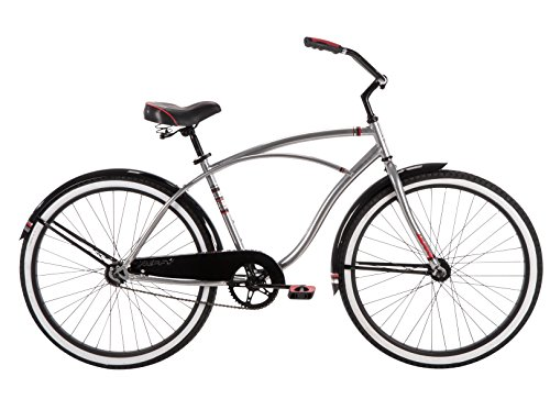 Huffy-Bicycle-Company-Mens-Good-Vibrations-Cruiser-Bike-26Large-0