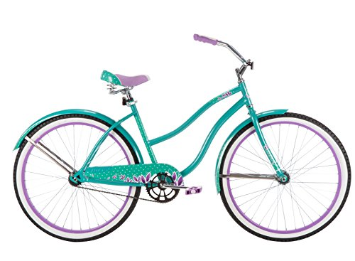 Huffy-Bicycle-Company-Womens-Good-Vibrations-Cruiser-Bike-26Large-0