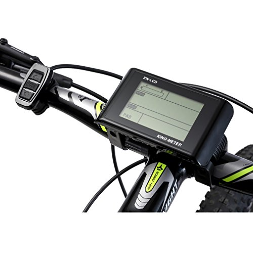 SAVADECK-Carbon-Fiber-Electric-Mountain-Bike-275-inch-e-bike-Pedal-assist-MTB-Pedelec-Bicycle-with-Shimano-11-Speed-and-Removable-36V-14Ah-SAMSUNG-Li-ion-Battery-Black-Green-0-0