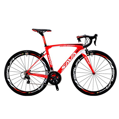 SAVADECK-HERD60-T800-Carbon-Fiber-700C-Road-Bike-SHIMANO-105-5800-22-Speed-Groupset-Carbon-Wheelset-Bicycle-with-HUTCHINSON-25C-Tire-0