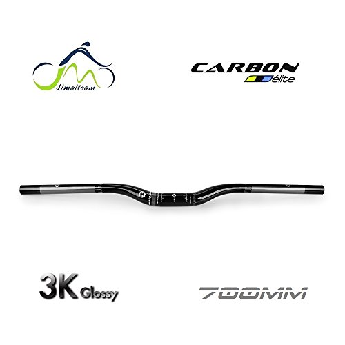 JIMAITEAM-3K-Full-T800-Carbon-Fiber-Ergonomic-MTB-Cross-country-Bike-Bicycle-Flat-Handlebar-700-318-0