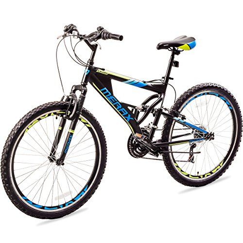 Merax-Falcon-Full-Suspension-Mountain-Bike-Aluminum-Frame-21-Speed-26-inch-Bicycle-0