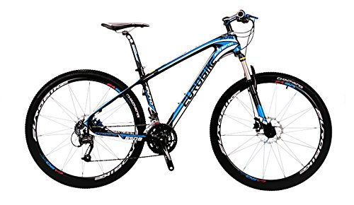 27-Speed-Carbon-MTB-Bike-275er-175-Size-Blue-0