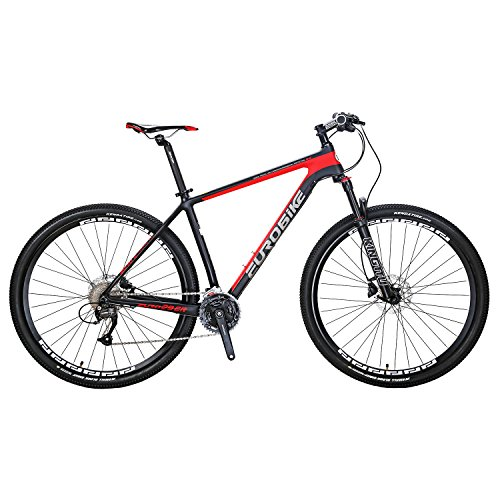 Carbon-Fiber-Mountain-Bike-27-Speed-M370-Gears-29-inches-Wheels-Dual-Disc-Brake-MTB-Bicycle-Black-red-0
