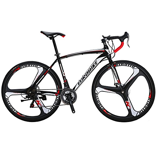EUROBIKE-Road-Bike-XC550-21-Speed-49-Cm54-Cm-Frame-700C-Wheels-Road-Bicycle-Dual-Disc-Brake-Bicycle-0