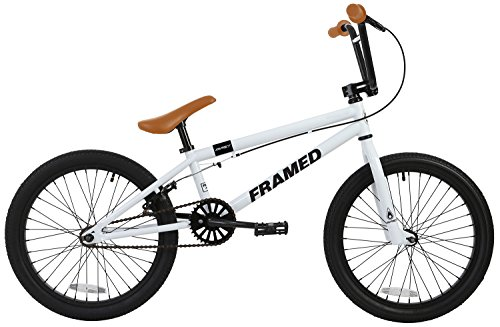 Framed-Impact-20-BMX-Bike-White-Mens-Sz-20in-0
