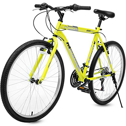 Merax-26-Mountain-Bike-Aluminum-Frame-18-Speed-26-inch-Bicycle-GreenGray-0