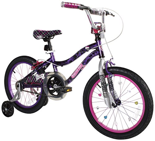 Monster-High-Dynacraft-Girls-BMX-StreetDirt-Bike-18-BlackPurplePink-0
