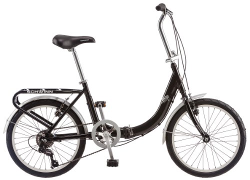 Schwinn-20-Inch-Loop-Folding-Bike-Black-0