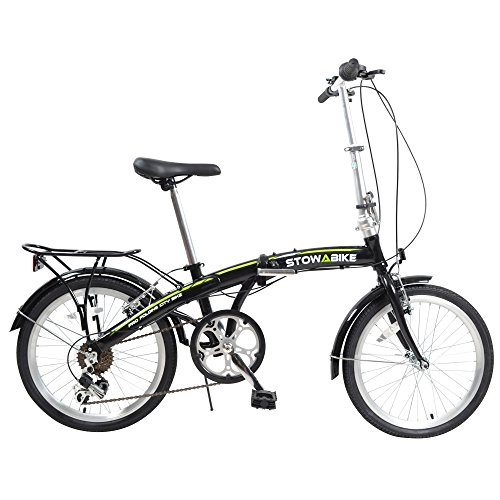 Stowabike-20-Pro-Alloy-Folding-Compact-City-Road-Bike-6-Speed-Shimano-Bicycle-0