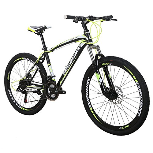 X1-Mountain-Bikes-21-Speed-MTB-Bicycle-26-Inch-Wheels-Suspension-Fork-MTB-Bicycle-0