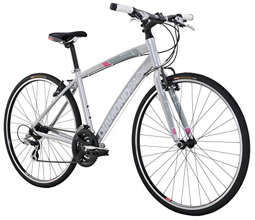 Diamondback-Bicycles-Womens-Clarity-1-Complete-Performance-Hybrid-Bike-0