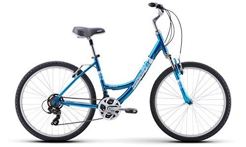Diamondback-Bicycles-Womens-Serene-Classic-15-Frame-Comfort-Bike-Small26-Blue-0