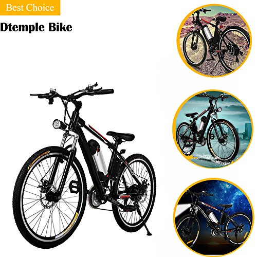 Dtemple-26-Aluminum-Alloy-Frame-Electric-Mountain-Bike-250W-Electric-Bike-with-36V-8AH-Removable-Lithium-Ion-Battery-for-Adults-and-Teens-US-STOCK-0