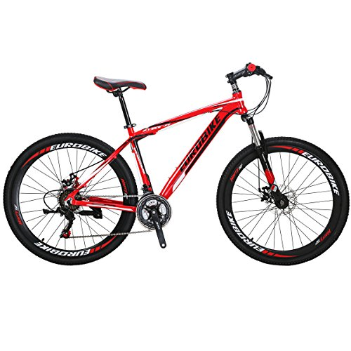 EUROBIKE-Mountain-Bike-GTR-Bicycle-275-21Speed-Dual-Disc-Brake-Aluminum-Bike-0