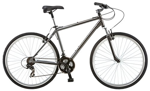 Schwinn-Capital-700c-Mens-Hybrid-Bicycle-Medium-frame-size-grey-0