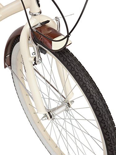 Schwinn-Mens-Sanctuary-7-Speed-Cruiser-Bicycle-26-Inch-Wheels-CreamCopper-18-Inch-0-1