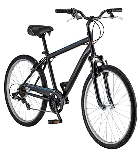 Schwinn-Mens-Suburban-Bike-26-Inch-Black-0