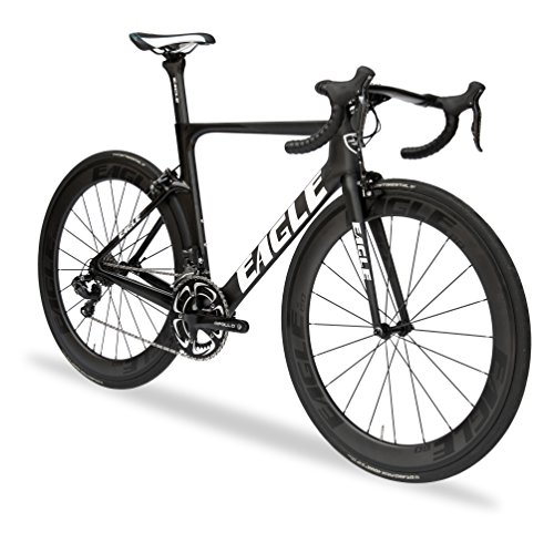 Z3-Eagle-Carbon-Aero-Road-Bike-Shimano-Ultegra-Di2-US-Assembled-like-Trek-and-Specialized-Comes-with-Electronic-Shifting-and-Carbon-Wheelset-Matte-Black-59-2017-Z3-ULTEGRA-DI2-0