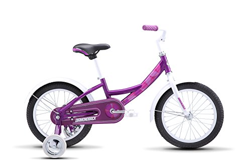 Diamondback-Bicycles-Mini-Impression-Girls-16-Wheel-Bicycle-Purple-0