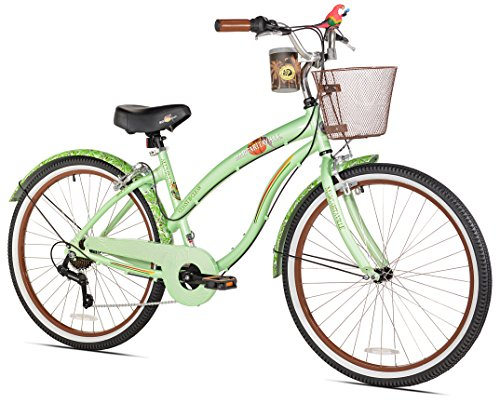 Margaritaville-Coast-Is-Clear-Womens-Beach-Cruiser-Bike-26-Inch-0