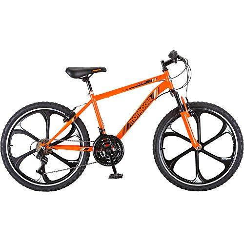 21-speed-Shimano-Rear-Derailleur-24-Mens-Mack-Mag-Wheel-Bike-Orange-0