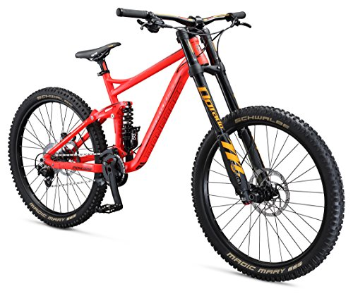 Mongoose-Bootr-275-Down-Hill-Bicycle-Red-17Medium-0