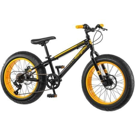 20-Mongoose-Massif-Boys-All-Terrain-Fat-Tire-Mountain-Bike-with-Huge-four-inch-Wide-Tires-BlackYellow-0-1