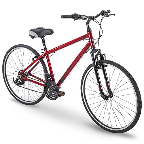 700c-Royce-Union-RMY-Mens-21-Speed-Hybrid-Comfort-Bike-21-Aluminum-Frame-Metallic-Red-0