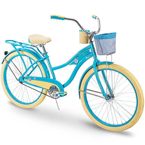 Huffy-Cruiser-Bike-Womens-Holbrook-26-inch-Teal-0