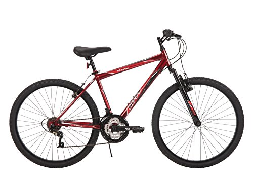 Huffy-Mens-Alpine-Bicycle-Metallic-Crimson-26-In-0