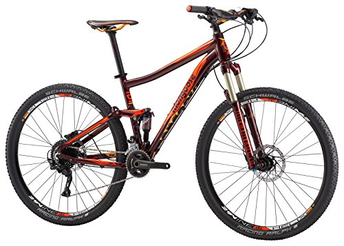 Mongoose-Salvo-Pro-29-Wheel-Frame-Mountain-Bicycle-Red-20Large-0