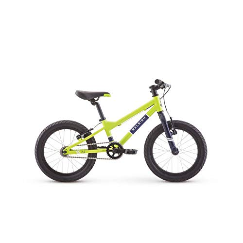 RALEIGH-Bikes-Rowdy-16-Kids-Bike-for-Boys-Youth-3-6-Years-Old-Green-0-0