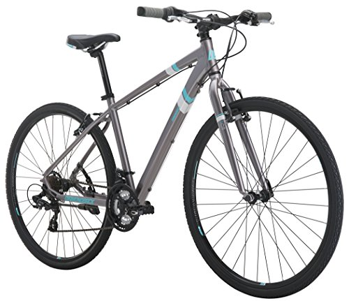 Diamondback-Bicycles-Calico-St-Womens-Dual-Sport-Bike-Small16-Frame-Silver-16-Small-0