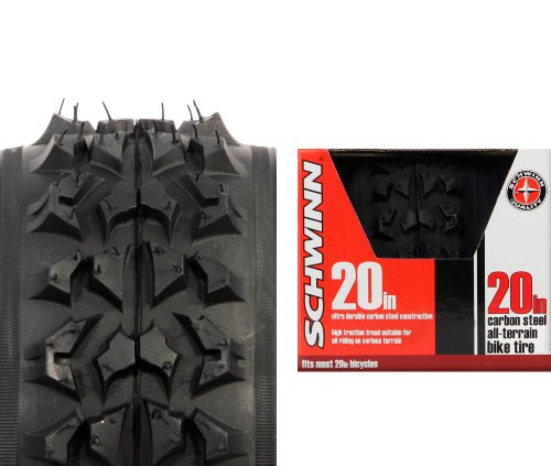 Schwinn-Big-Knobby-Bike-Tire-Black-20-x-195-Inch-0