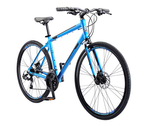Schwinn-Volare-1200-Mens-Road-Bike-700C-Matte-Blue-0