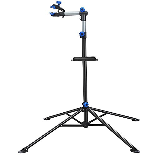 Yaheetech-Pro-Bicycle-Rack-Bike-Repair-Stand-Adjustable-Rack-52-to-75-wTelescopic-Arm-0