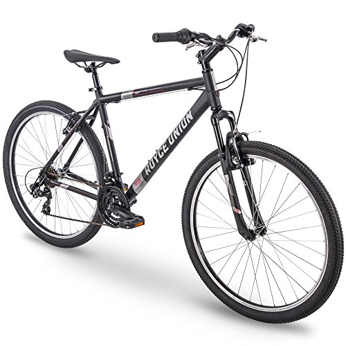 275-Royce-Union-RMT-Mens-21-Speed-All-Terrain-Mountain-Bike-18-Aluminum-Frame-Twist-Shift-Matte-Black-0