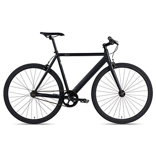 6KU-Track-Fixed-Gear-Bicycle-BlackBlack-55cm-0