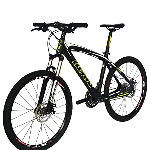 BEIOU-Toray-T700-Carbon-Fiber-Mountain-Bike-Complete-Bicycle-MTB-27-Speed-26-Inch-Wheel-Shimano-370-CB004-WhiteBlack-15-Inch-0-1