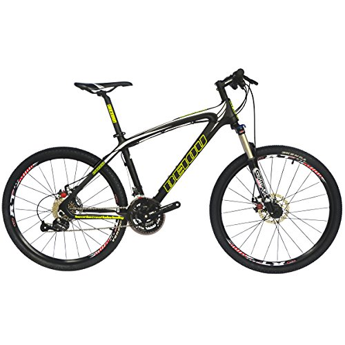 BEIOU-Toray-T700-Carbon-Fiber-Mountain-Bike-Complete-Bicycle-MTB-27-Speed-26-Inch-Wheel-Shimano-370-CB004-WhiteBlack-15-Inch-0