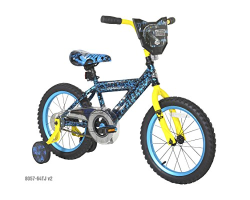 Dynacraft-Jurassic-World-Bike-16-Blue-0