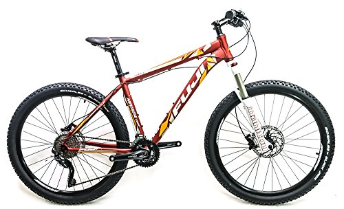 Fuji-2015-17-Nevada-Comp-11-26-Hardtail-Aluminum-MTB-Bike-Shimano-XT-10-s-New-0