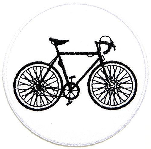 HHO-Bicycle-Mountain-Road-Bikewhite-Patch-Embroidered-DIY-Patches-Cute-Applique-Sew-Iron-on-Kids-Craft-Patch-for-Bags-Jackets-Jeans-Clothes-0