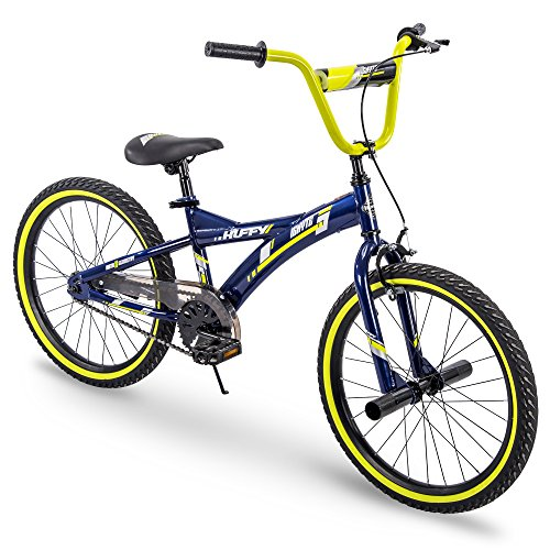 Huffy-Kids-Bike-for-Boys-Ignyte-20-inch-Yellow-Blue-0