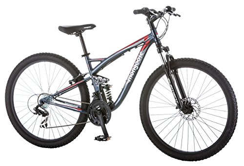 Mongoose-Mens-Status-24-275-Wheel-Full-Suspension-Bicycle-Steel-Blue-18Medium-Frame-Size-0