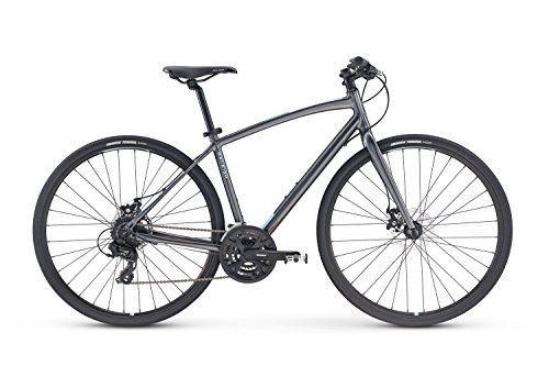 RALEIGH-Bikes-Womens-Alysa-2-Fitness-Hybrid-Bike-Grey-15Small-0