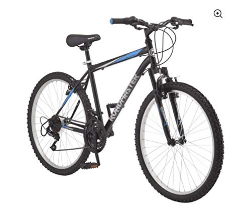 Roadmaster-26-Mens-Granite-Peak-Mens-Bike-BlackBlue-0