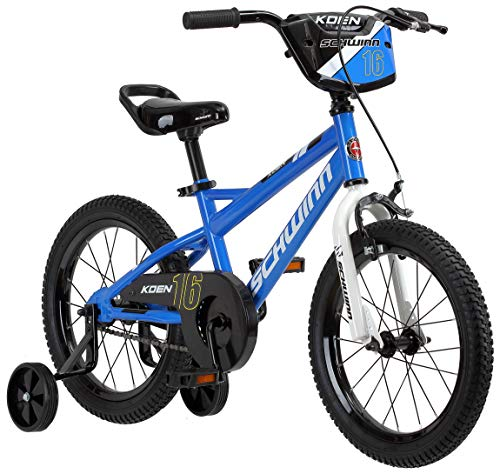 Schwinn-Koen-Boys-Bike-with-SmartStart-16-Wheels-Blue-0